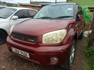 Toyota RAV4 2005 2.0 4x4 Sol Red   Cars for sale in Kampala, Central Division