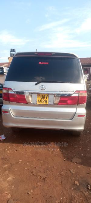 Toyota Alphard 2002 Silver | Cars for sale in Kampala, Makindye