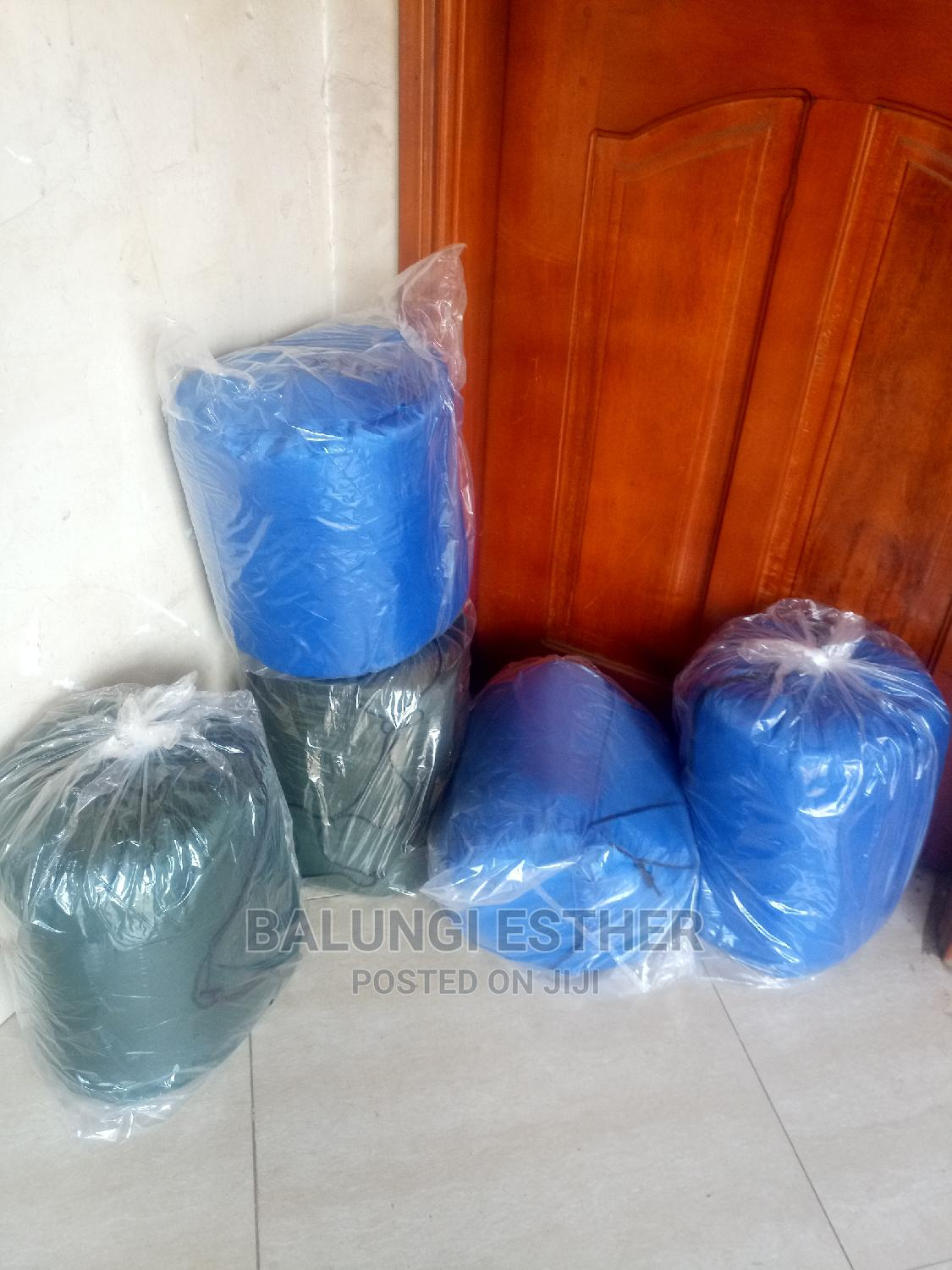Thick Sleeping Bags (Weighing 2 Kg)