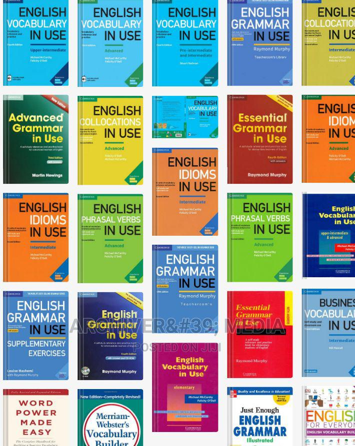 All Types of E Books