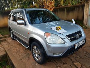Honda CR-V 2002 2.0i ES Automatic Silver   Cars for sale in Wakiso, Katabi