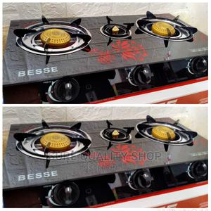 Tripple Gas Plate | Kitchen Appliances for sale in Kampala, Central Division