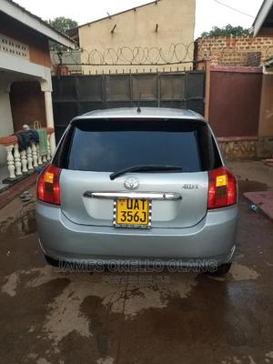 Toyota Allex 2002 Silver   Cars for sale in Kampala, Central Division