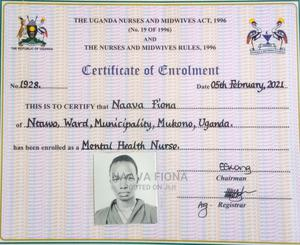 Healthcare Nursing CV | Healthcare & Nursing CVs for sale in Kampala, Central Division