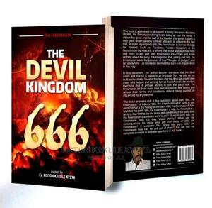 666, the Devil Kingdom - About Freemasons | Books & Games for sale in Kampala, Makindye
