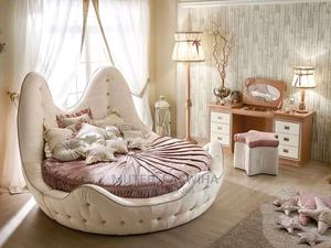 Round Beds Order Now and Get in 10days | Furniture for sale in Kampala, Kawempe