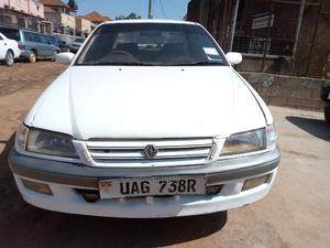 Toyota Premio 2001 White   Cars for sale in Kampala, Rubaga