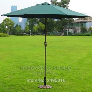 Umbrella With Abase   Camping Gear for sale in Kampala, Central Division