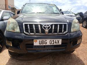 Toyota Land Cruiser Prado 2004 Black | Cars for sale in Kampala, Central Division