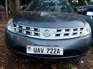 Nissan Murano 2006 3.5 Gray | Cars for sale in Kampala, Rubaga