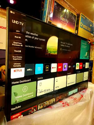 Lg 55inches 2021 Model Smart Uhd 4k Tv | TV & DVD Equipment for sale in Kampala, Central Division