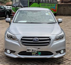 Subaru Legacy 2016 2.5i Limited AWD Silver | Cars for sale in Kampala, Nakawa