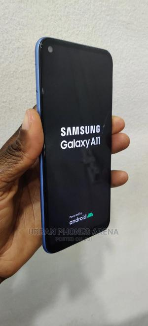 Samsung Galaxy A11 32 GB Blue   Mobile Phones for sale in Kampala, Central Division