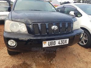 Toyota Kluger 2004 Black | Cars for sale in Kampala, Rubaga