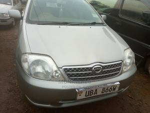 Toyota Corolla Verso 2002 1.6 Gray | Cars for sale in Kampala, Central Division