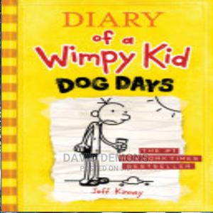 Dog Days (Diary of a Wimpy Kid #4) | Books & Games for sale in Kampala, Central Division