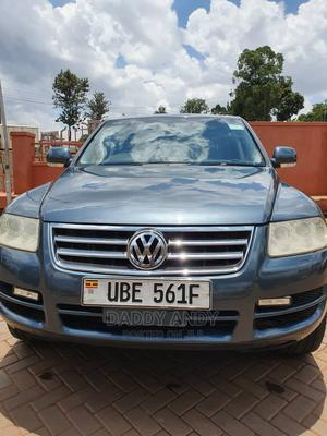 Volkswagen Touareg 2007 Gray | Cars for sale in Kampala, Central Division