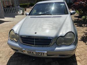 Mercedes-Benz C180 2002 Gray | Cars for sale in Wakiso, Kira