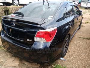 Subaru Impreza 2012 Black | Cars for sale in Kampala, Central Division