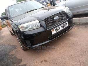 Subaru Forester 2007 2.5 X Automatic Black | Cars for sale in Kampala, Rubaga