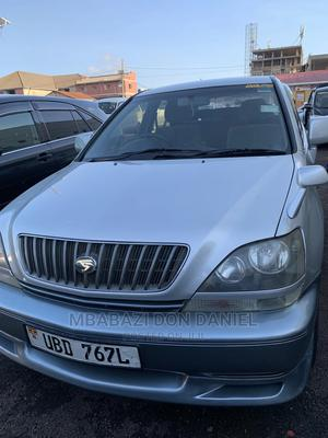 Toyota Harrier 1998 Black | Cars for sale in Kampala, Central Division