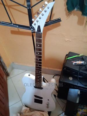 Gibson's Electric Guitar - White | Musical Instruments & Gear for sale in Kampala, Central Division