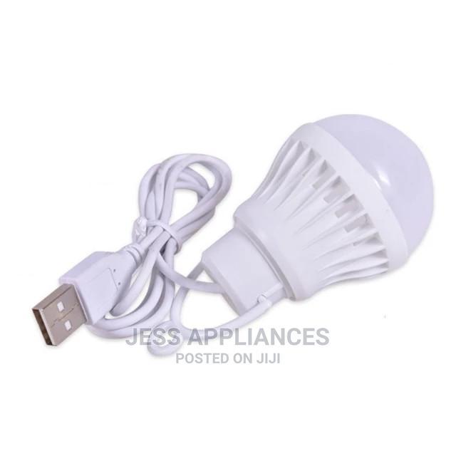 Portable Lantern Camping USB Bulb