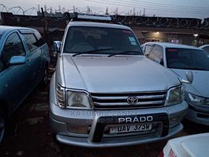 Toyota Land Cruiser Prado 1998 Silver | Cars for sale in Kampala, Makindye