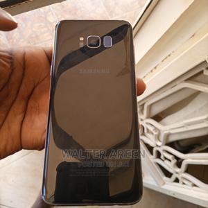 Samsung Galaxy S8 Plus 64 GB Black   Mobile Phones for sale in Kampala, Rubaga