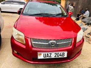 Toyota Corolla Fielder 2006 Red   Cars for sale in Kampala, Central Division