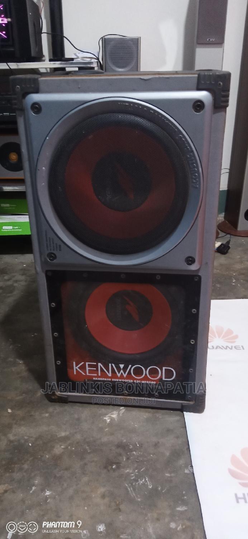 Kenwood Subwoofer | Vehicle Parts & Accessories for sale in Rubaga, Kampala, Uganda