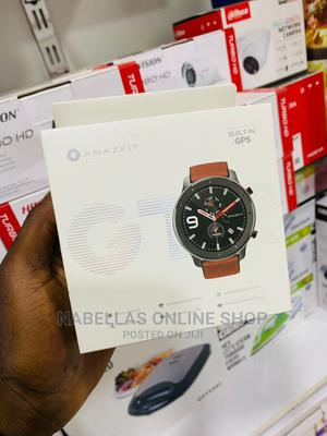 Amazifit T-Rex Pro Smart Watch Now Available | Smart Watches & Trackers for sale in Kampala, Central Division