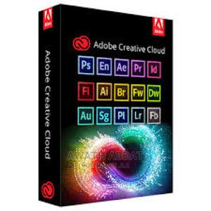 Adobe Master Collection 20.0.1 (Photoshop and Illustrator)   Software for sale in Mukono, Mukono TC