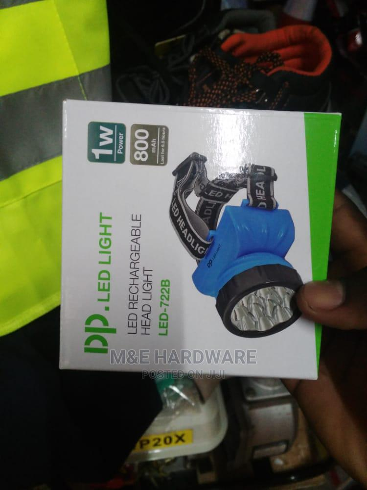 Rechargeable LED Head Torch | Camping Gear for sale in Central Division, Kampala, Uganda