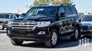 Toyota Land Cruiser 2018 Black   Cars for sale in Kampala