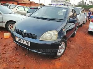 Toyota Vitz 1999 Blue | Cars for sale in Kampala, Central Division