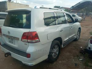 Toyota Land Cruiser 2009 4.5 TD GX-R White   Cars for sale in Kampala, Central Division