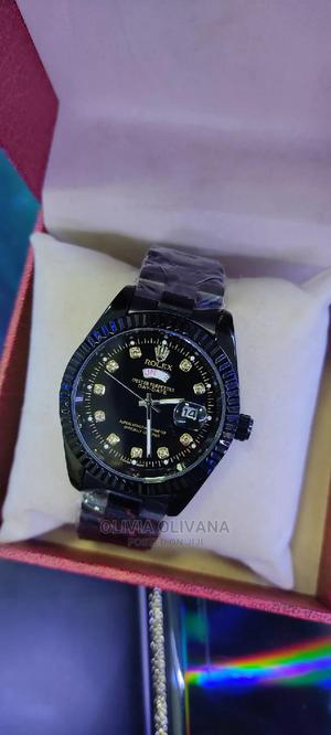 Original Black Watch [ Rolex Original) | Watches for sale in Kampala, Central Division