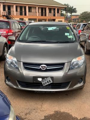 Toyota Fielder 2008 Gray   Cars for sale in Kampala, Central Division