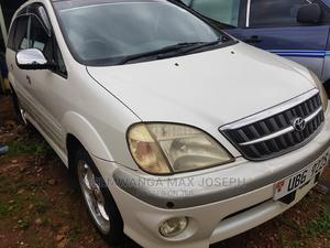 Toyota Nadia 2002 2.0 135hp AWD White | Cars for sale in Kampala, Central Division