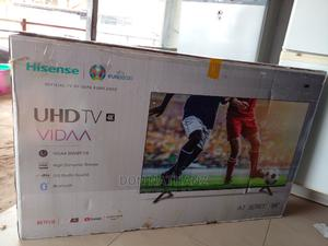 Hisense Smart Smart Tv 58inchs   TV & DVD Equipment for sale in Kampala, Central Division