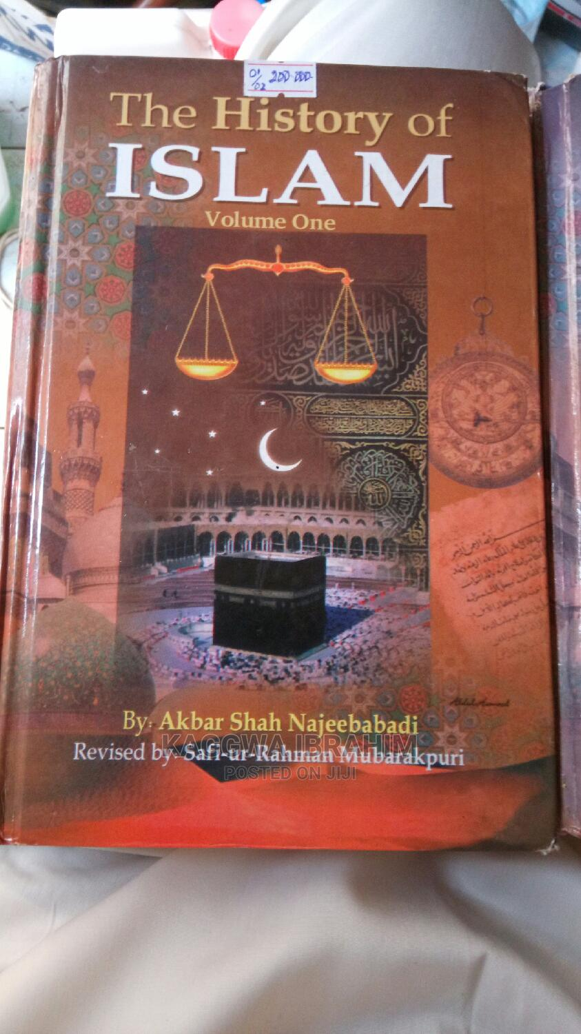 The History of Islam in Two Complete Volumes.
