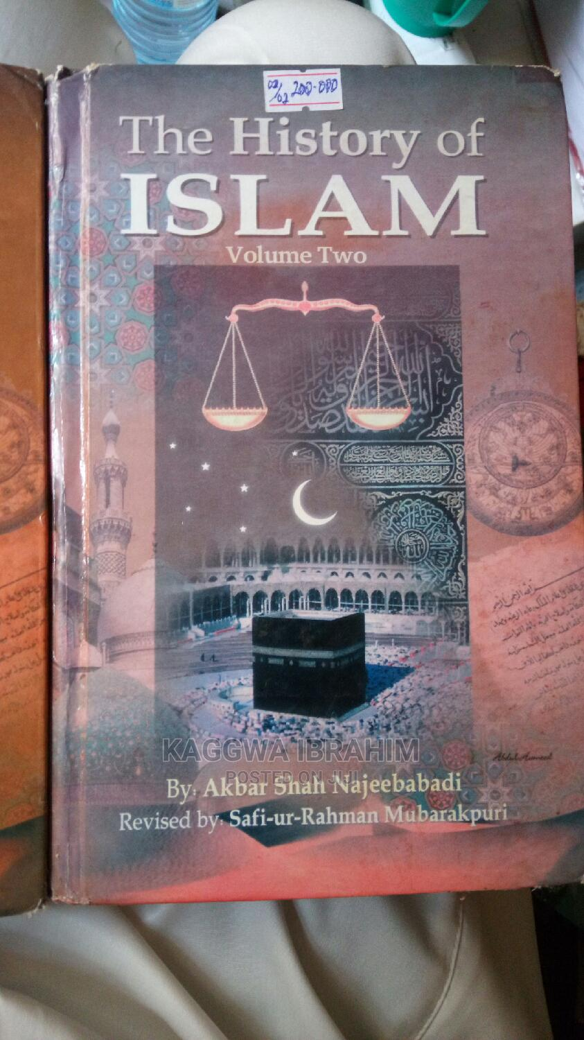 The History of Islam in Two Complete Volumes. | Books & Games for sale in Central Division, Kampala, Uganda