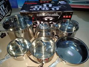 12pc Zepter Cookware Set | Kitchen & Dining for sale in Kampala, Central Division