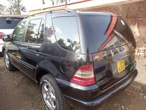 Mercedes-Benz M Class 2005 Black | Cars for sale in Kampala, Makindye