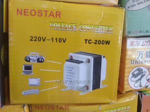 Step Down Transformer (200w) | Electrical Equipment for sale in Kampala, Central Division