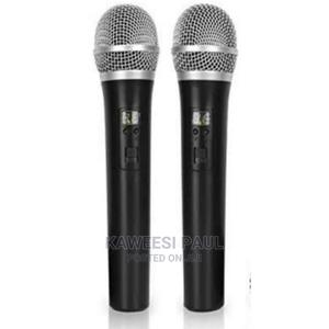 Two Wireless Microphone   Audio & Music Equipment for sale in Kampala, Central Division