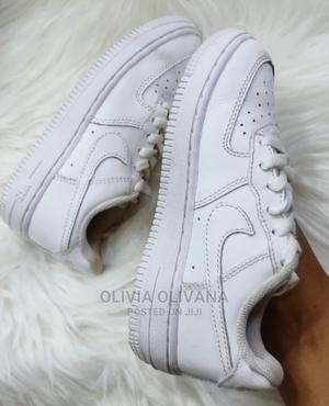 NIKE White Sneakers Size(28) | Children's Shoes for sale in Kampala, Central Division