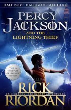 Percy Jackson Lightning Thief Ebook Novel | Books & Games for sale in Kampala, Makindye