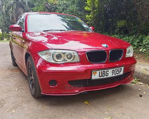 BMW 116i 2006 Red   Cars for sale in Kampala, Rubaga
